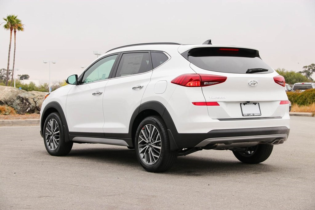 new 2021 hyundai tucson ultimate fwd 4d sport utility